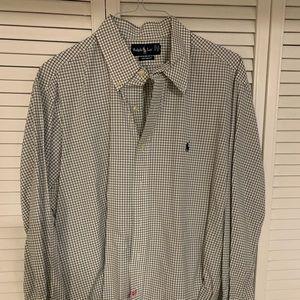 Ralph Lauren Men's Button Front Shirt